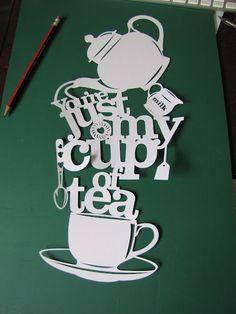 Cup of Tea? Papercut