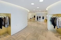 3 1 Phillip Lim flagship store by Leong Leong Seoul