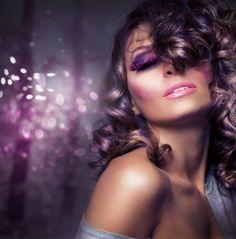 Fashion Beauty Portrait   Saç Şekilleri