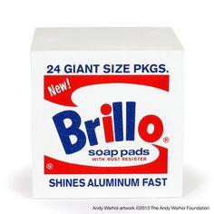 Brillo Box Pouf White, $425, now featured on Fab.