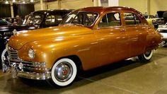 1950 Packard....nice color
