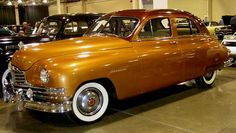 1950 Packard....nice color