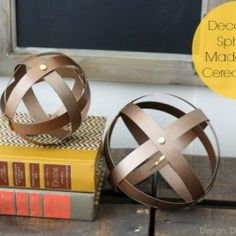 Industrial-Decorative-Spheres-Made-From-Cereal-Boxes-via-@Taryn H {Design, Dining + Diapers}