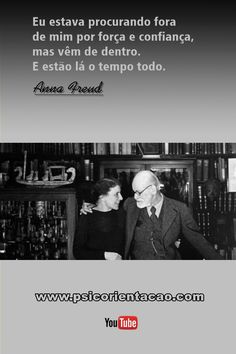 psicologia emocional frases, frases de psicologia freud, frase psicologia, frases celebres psicologia, frases celebres psicologia, Anna Freud