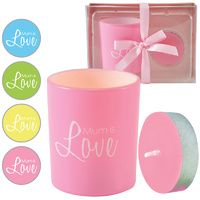 Mum Is Love Votive Candle Set - SOLD OUT