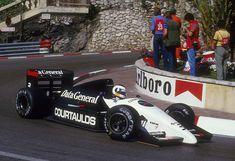Tyrrell DG016 - Ford