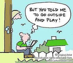 lekker buitenspelen