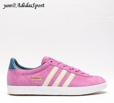 f8b2408e81c9 Adidas Originals Women s Gazelle and Sneakers in Orchid