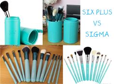 Sigma Brush Dupes From Colorfulonline.com?!