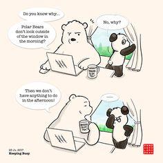 Panda and Polar Bear – A Fuzzy Little Comic Panda Hug, Panda Love, Cute Panda, Panda Bears, Amor Ideas, Polar Bear Drawing, Happy Birthday Drawings, Panda Wallpapers, Cartoon Panda