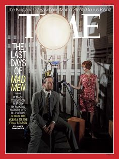 TIME's new Mad Men cover on the show that made television history by making history into television. Plus behind–the-scene extras from the final season.