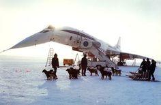 Concorde- the coolest passenger plane ever