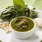 Foto recept: Eenvoudige pesto van basilicum en knoflook