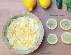 Penne ao Limone | Luiza Zaidan