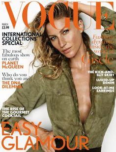 Vogue UK March 2015