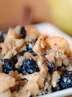 Charoset: This yummy apple mixture is so good you'll want to make a double batch so you can eat it during the week too!