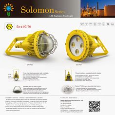 Beautifully LED explosion proof lights