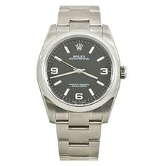Rolex Oyster Perpetual No Date automatic-self-wind mens Watch 116000BK…