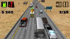 Highway Run is a highly addictive game with more than six million users already playing it on their iPhones or iPods. Generally apps or games first come on the Android platform, followed by the iOS devices, but it is an exception.