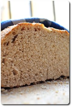 Bazin Bread From Lybia Inspired Cooking Pinterest Barley Flour And Flour Dumplings