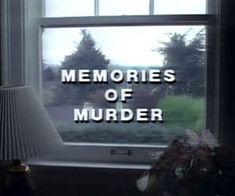 Playlists, All Cheerleaders Die, Feral Heart, Memories Of Murder, John Kenn, Alluka Zoldyck, Jm Barrie, Ibuki Mioda, Will Graham