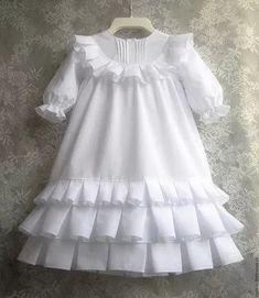 New Children Dress Patern Little Girls Ideas African Dresses For Kids, Toddler Girl Dresses, Little Girl Dresses, Baby Dresses, Dresses Dresses, Toddler Girls, Baby Girls, Baby Girl Dress Design, Girls Frock Design