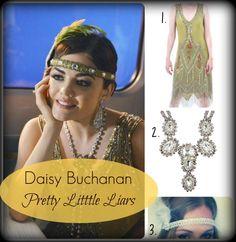 Aria's Daisy Costume