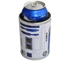 Un enfriador para latas en forma de R2-D2