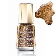 Mavala Sparkling Bronze | Nails | BeautyBay.com