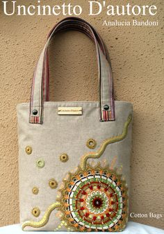 INSPIRATION: Gorgeous Italian embroidered bags