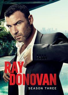 Ray Donovan Season 3 DVD Cover