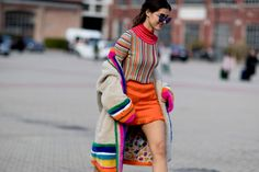 Milan Fashion Week Fall 2017 Street Style Day 4, Fall 2017 See the best street style captured at Milan Fashion Week Fall 2017 at TheImpression.com MFW