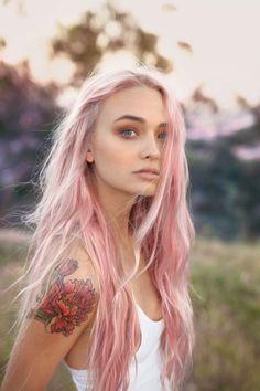 cool Trendy bonbonfarbenen Haar sieht für den Sommer 2015 #2015 #bonbonfarbenen #für #Haar #SchönePeachBlondesHaar #sieht #Sommer #Trendy