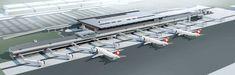 #locationdavion #kevelair Un aéroport brésilien pourrait avoir un nouveau terminal mais pas d ... - Deplacements Pros #kevelair