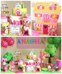 Sew Cute Lalaloopsy Birthday Party