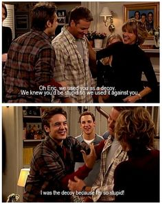 Boy Meets World told me everything I needed to know.