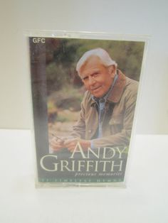 Andy Griffith Vintage Cassette Tape  Music Cassette  Country