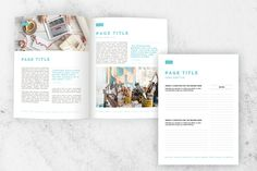 E-Book Creation Toolkit: InDesign by Boss Toolkits on @creativemarket