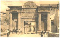 Puerta del Puente Romano
