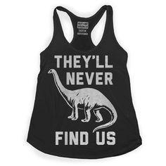 Fab.com | Never Find Us Tank Women's Black