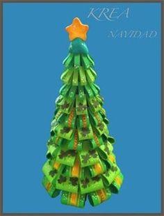 1000 images about navidad en goma eva on pinterest for Manualidades con goma eva para navidad