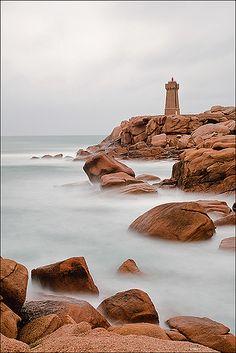 France, Bretagne (Brittany), Ploumanac'h - Tips voor een vakantie in Bretagne