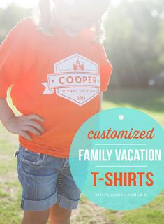 Retro logo Family T-