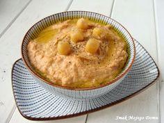 Smak Mojego Domu: Hummus z suszonymi pomidorami
