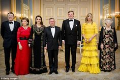 20 March 2018 - State visit to The Netherlands (day 1): The Hague, state banquet