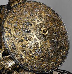 Milanese Parade Armor- c. 1559