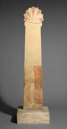 Marble grave stele of Antigenes | Greek, Attic | Archaic | The Met