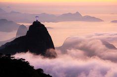 Rio on its pink. Photo: Marcos Estrella.
