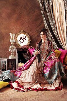 Pakistani Bridal Couture!