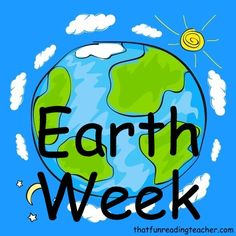 Celebrate Earth Day / Week! Stories and other activities